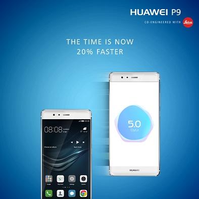 huawei p9 vs honor 8
