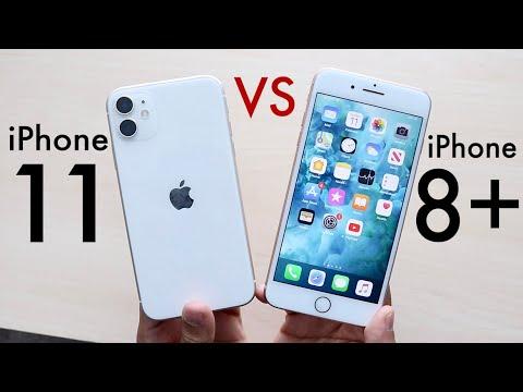 iphone 11 vs iphone 8 plus